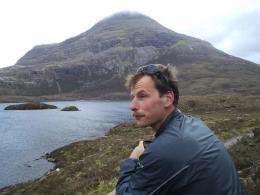Arran at Loch an Eion