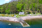 Lochside: Sleeps 6. Dogs welcome