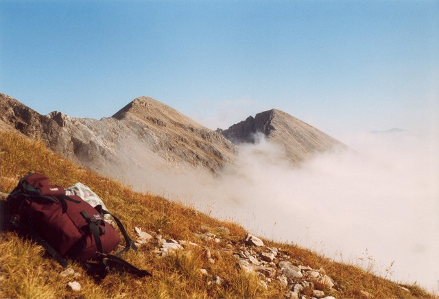 Eastern Ridge of Beinn Eighe