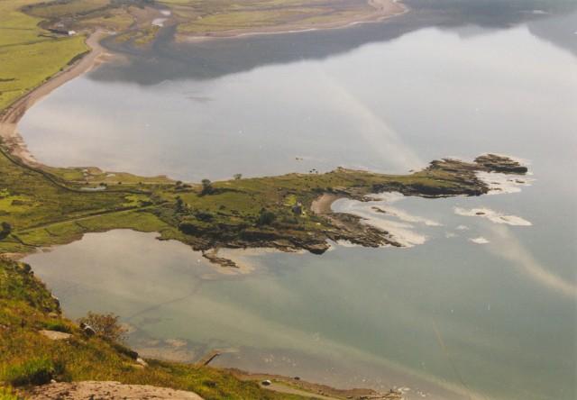 Am Ploc peninsula, Torridon